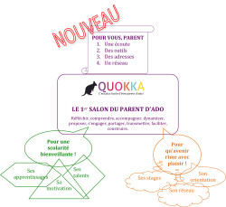 salon du parent d'ado