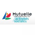 Logo Mutuelle complémentaire des activités sociales