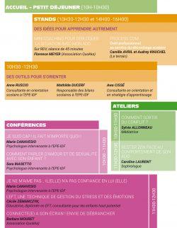 ateliers et conferences